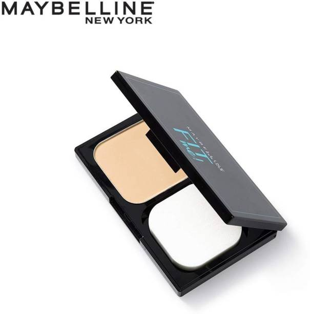 MAYBELLINE NEW YORK Skin Fit Powder Foundation Porcelain 110 Compact
