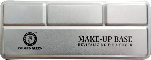 COLORS QUEEN Make-up Base Revitalizing Full Cover Foundation