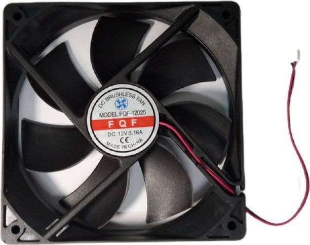 sl sales DC FAN 12V 0.16A 3.54 Inch X 90mm Cooling Fan for PC Case CPU Cooler Radiator Fan (1-PCS) Cooler