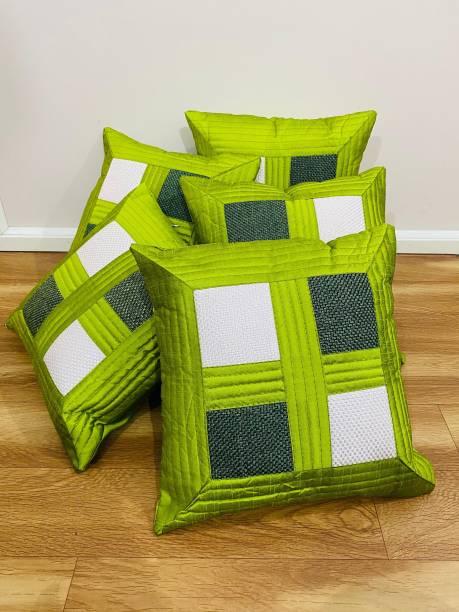 Desi Kapda Geometric Cushions Cover