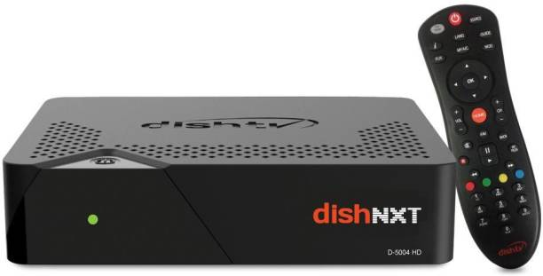 Dish TV SD DTH Connection | Only Set top Box offer | | With 1 Month Subscription of Hindi SD Pack , Installation & Warranty