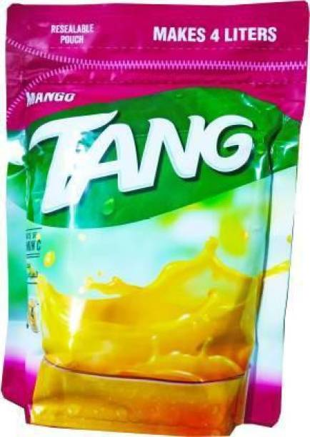 TANG Mango Flavor Instant Drink Mix Stay Fresh - 500g Energy Drink