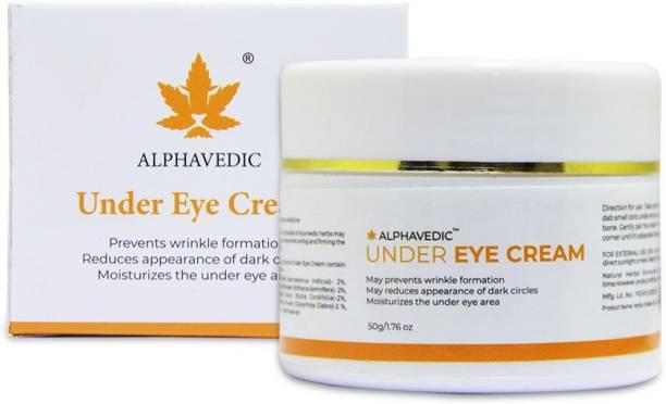 Alphavedic under eye cream