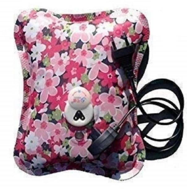 JimXen PREMIUM Electric Hot Water Bag, heating gel pad for pain relief (Multi color) Electric 800 ml Hot Water Bag