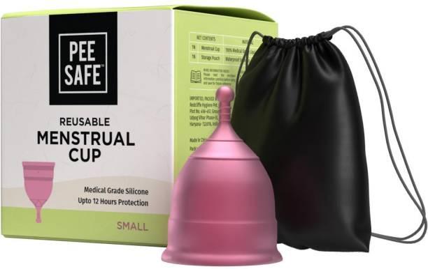 Pee Safe Small Reusable Menstrual Cup