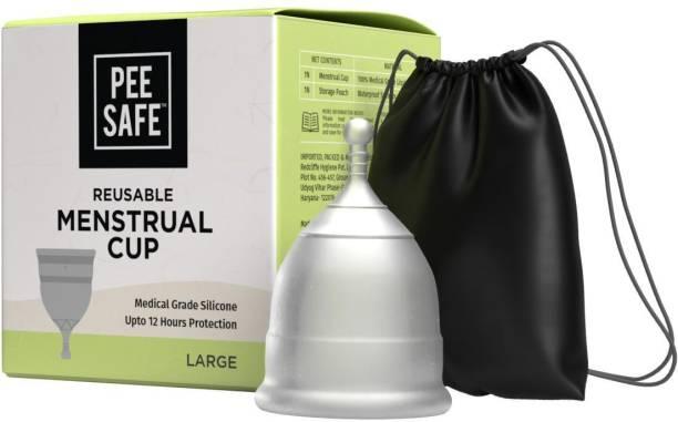 Pee Safe Large Reusable Menstrual Cup