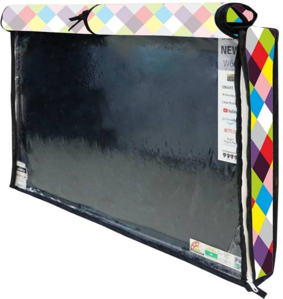 HomeStore-YEP 43 inches LED/LCD TV Cover for 43 inch LED TV  - 3 inches LED/LCD TV Cover (All Models) MultiSquare