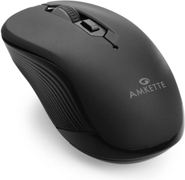 AMKETTE Hush Pro Nexus Silent Wireless Optical Mouse