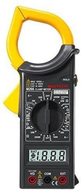 Mastech M266 Digital AC Clamp Meter 1000 Amp AC Digital Multimeter