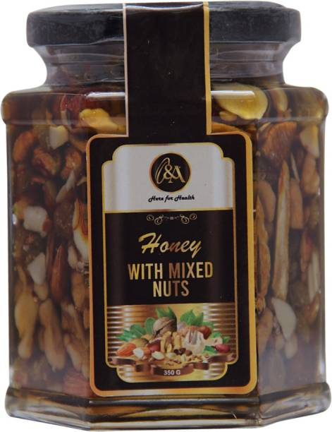 O&A Honey with Mixed Nuts Assorted Nuts