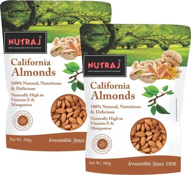 Nutraj California Almonds Almonds