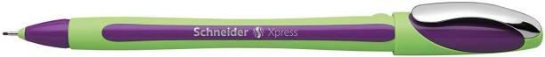 schneider Schneider Xpress Fine Liner 0.8mm Porous Point Pen, violet Fineliner Pen