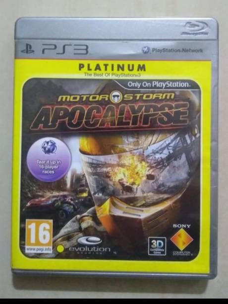 MotorStorm: Apocalypse (PLATINUM) (for PS3) (PLATINUM)