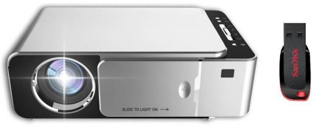 Livato T6 Full HD Android Portable Projector