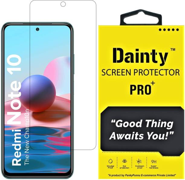 Dainty TECH Tempered Glass Guard for Mi Redmi Note 10, Mi Redmi Note 10s