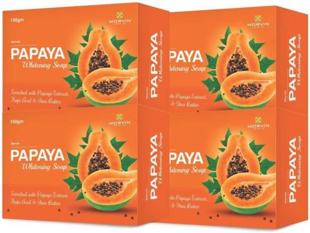 MORVIN INDIA Papaya Whitening