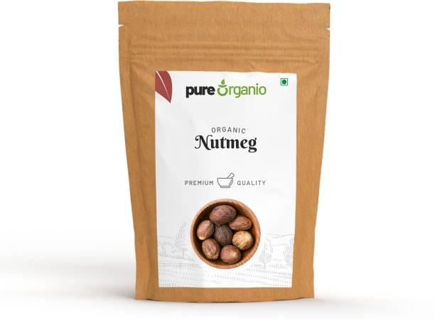 Pure Organio Organic Nutmeg - Jaiphal