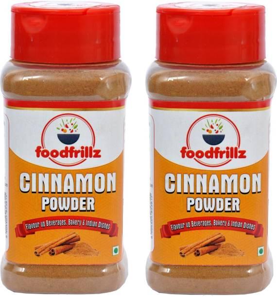 foodfrillz Cinnamon Powder (Dalchini) Natural and Pure