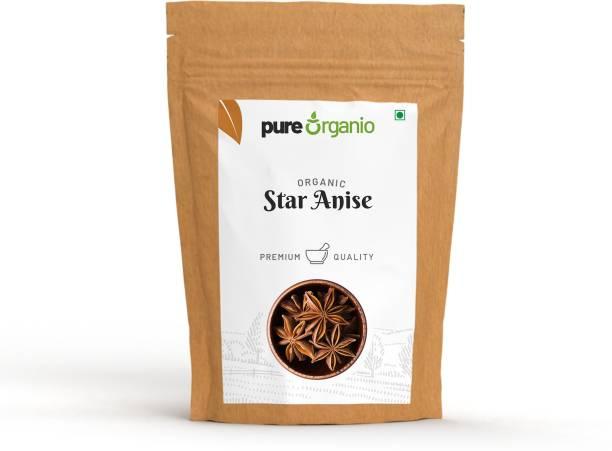 Pure Organio Organic Star Anise