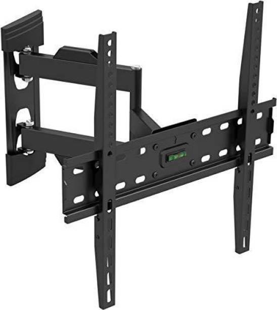 STAR SUNLITE Multi AV 6 Way Swivel Tilt Wall Mount 26-55-inch Full Motion Cantilever for LED,LCD and Plasma TV's (26-55) Tilt TV Mount