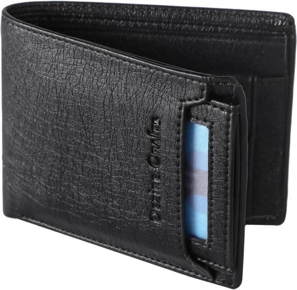 DEZiRE CRAfTS Men Formal, Casual Black Artificial Leather Wallet