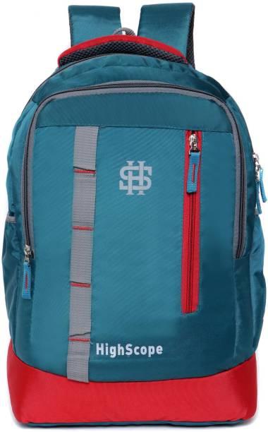 highscope DESIGNER BACKPACK / HIGH QUALITY SCHOOL BAG FOR MEN & WOMEN 25 L Laptop Backpack