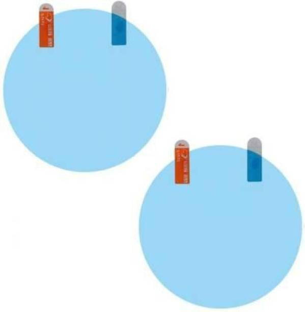 Welrock car-side-mirror-film Car Mirror Rain Blocker4Pcs (Blue) Car Mirror Rain Blocker