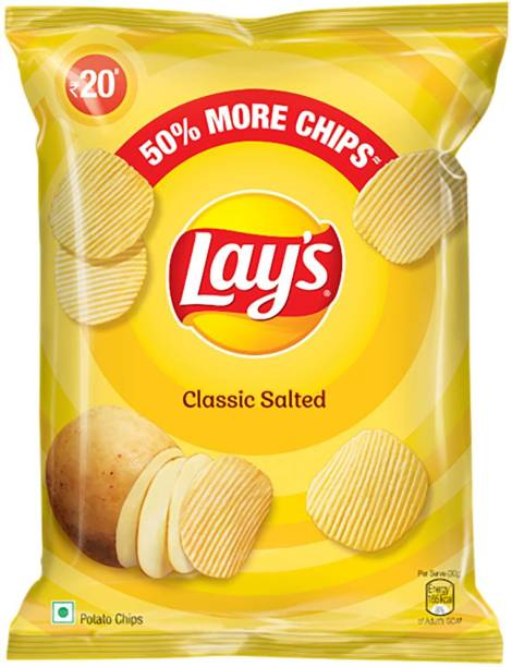 Lay's Classic Salted Chips