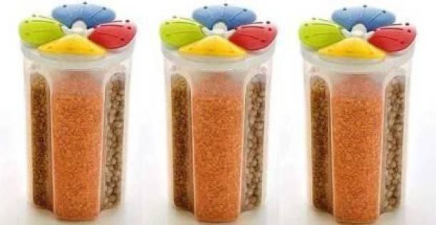 Flipkart SmartBuy  - 2000 ml Plastic Grocery Container