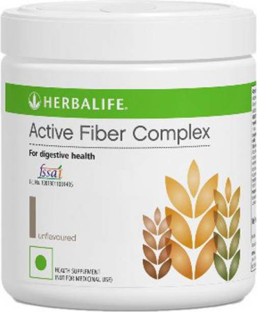 Herbalife Active Fiber Complex for Better Digestive Health Unflavored Powder