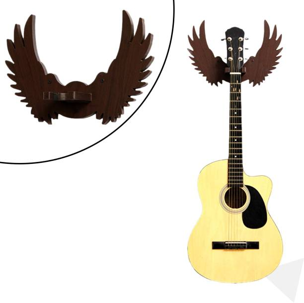 Hype String Guitar Wall Hanger - Eagle Wings Design Wall Hanger