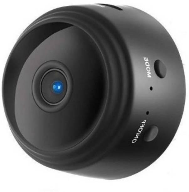 GREENEYE TECHNOLOGY Mini Spy Camera Total Wireless WiFi Hidden Camera HD 1080P Security Cameras Nanny Cam with Motion Detection Night Vision Spy Camera