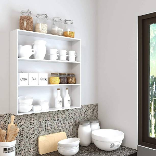 Ebee Engineered Wood Kitchen Cabinet