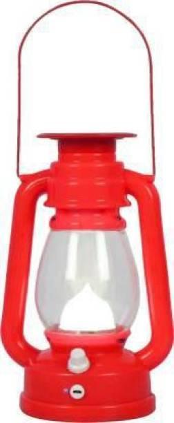 Dilurban Red Plastic Hanging Lantern