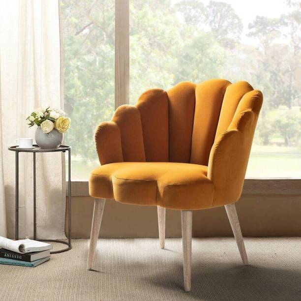 Furnville Engineered Wood Living Room Chair
