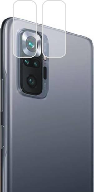 DESIBUZZ Back Camera Lens Glass Protector for Redmi Note 10 Pro, Redmi Note 10 Pro Max