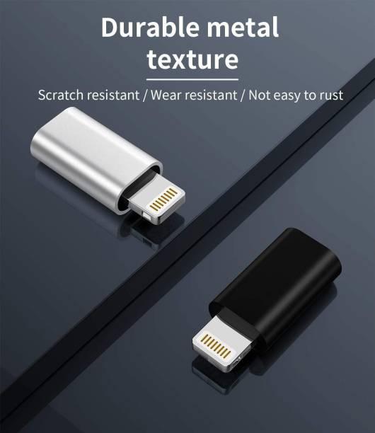Ravbelli USB Type C, Lightning OTG Adapter