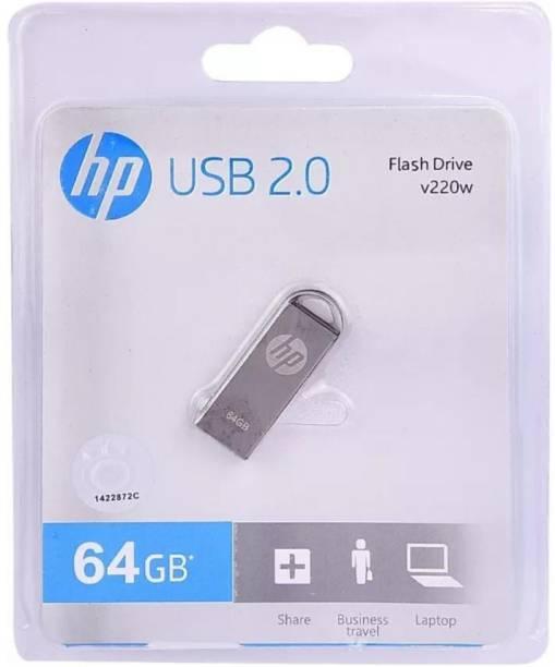 HP usb v22w 64 GB Pen Drive