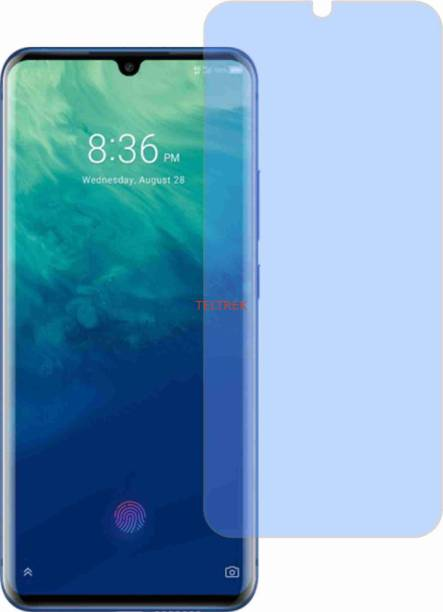 TELTREK Tempered Glass Guard for ZTE AXON 10 PRO 5G (Impossible AntiBlue Light)