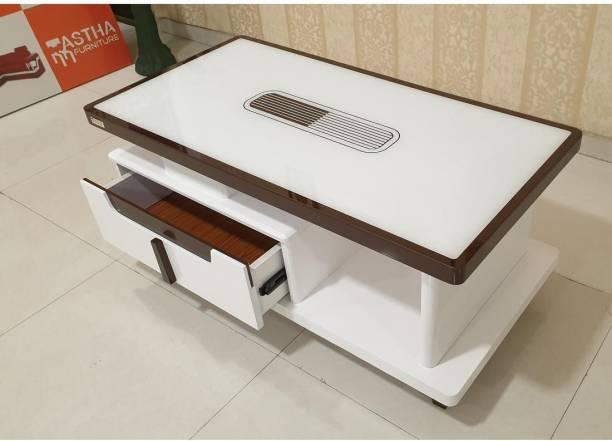 ASTHA FURNITURE AF-18 Glass Coffee Table