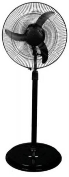Viyasha Mini Pedestal Fan ||100% Copper Motor ||2 Year Warranty Copper wire High speed power saving Sweep- 300 MM, 12 Inches QC 426 300 mm Energy Saving 3 Blade Pedestal Fan