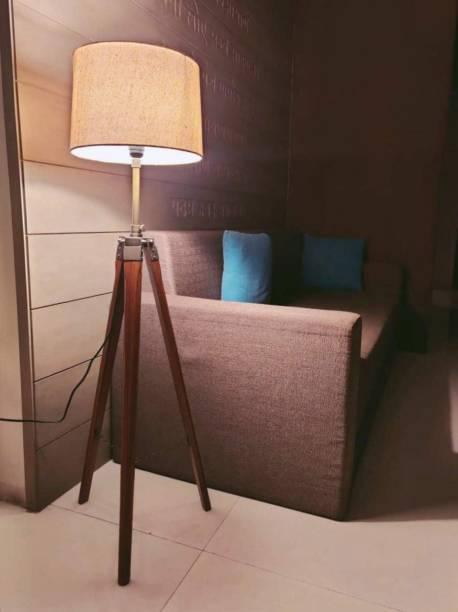 aureola decor Tripod Floor lamp