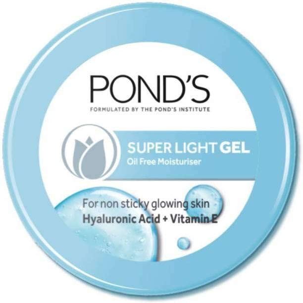 PONDS Super Light Gel Oil Free Moisturiser Cream 25g Pack of 6