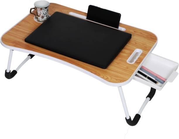 Joy Castle JC LT 3111(TEEK) Wood Portable Laptop Table