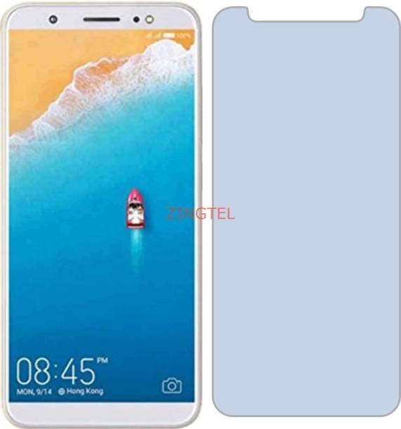 ZINGTEL Tempered Glass Guard for TECNO CAMON I AIR (Impossible AntiBlue Light)