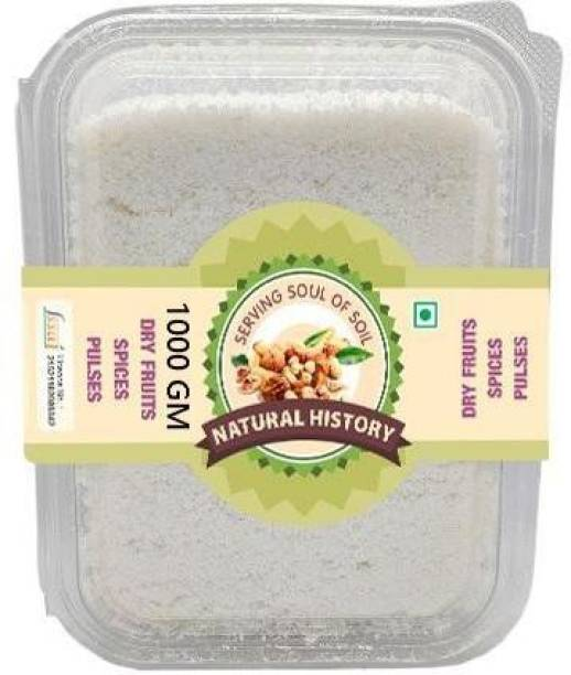 natural history Brand -Dry Coconut 1000 Gm (Pack Of 1 )