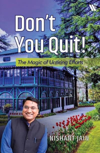 Don't You Quit! :