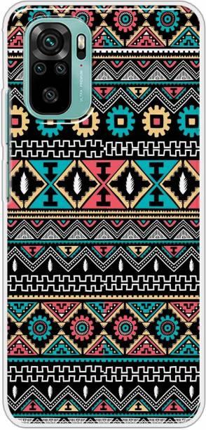 Print Zap Back Cover for Mi Redmi Note 10
