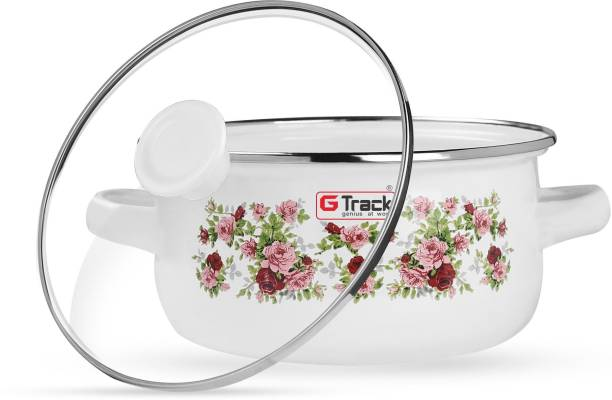 G Track Pearl 5 16cm Cook and Serve Casserole