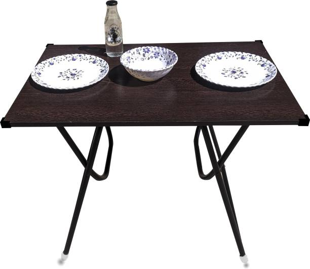 lmz Engineered Wood 4 Seater Dining Table